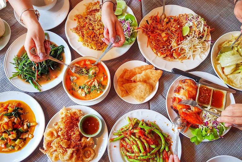 Dash! Restaurant and Bar┃泰國清邁:正宗泰北蘭那料理,藍帶學校的好手藝,古城區美食餐廳推薦 @飛天璇的口袋