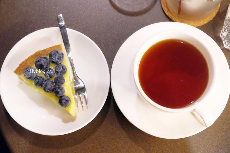 聖塔咖啡┃嘉義美食:在地人推薦必訪的聖塔咖啡,自製手工檸檬塔也好吃,蛋捲也是團購夯物 @飛天璇的口袋