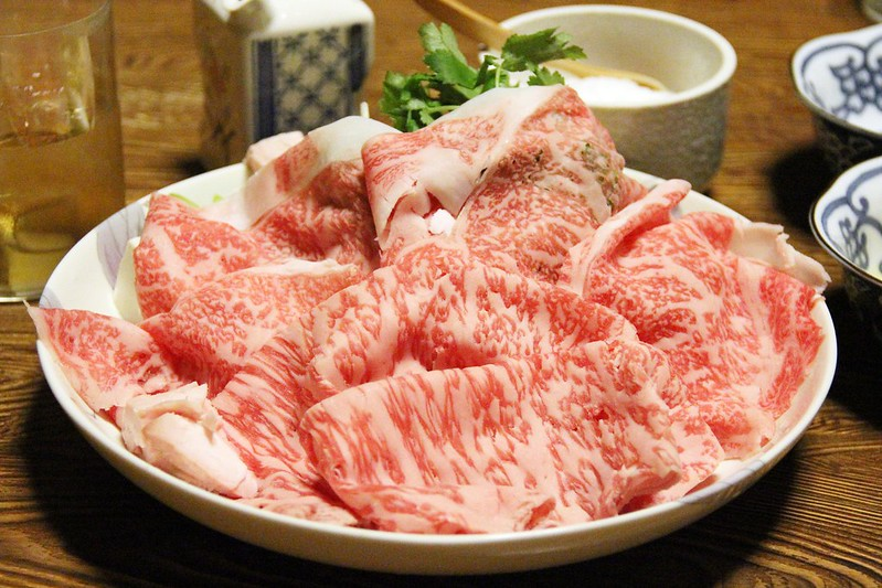 かね吉近江牛.Oumigyu Kanekichi┃日本大津:日本三大和牛之一,到滋賀必吃的近江牛,大津地區120年歷史的老字號餐廳 @飛天璇的口袋