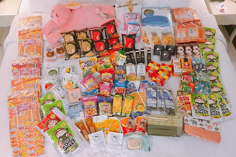 2019泰國必買伴手禮┃泰國清邁:個人推薦必買零食、餅乾、化妝品、藥品和雜貨 @飛天璇的口袋