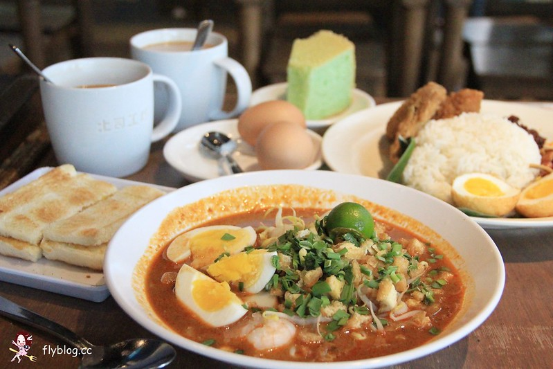 吐司工坊.Toast Box┃新加坡美食:新加坡必吃早餐,Vivo City怡豐城大食代美食街,咖椰吐司、香蘭蛋糕和辣死你媽一網打盡 @飛天璇的口袋
