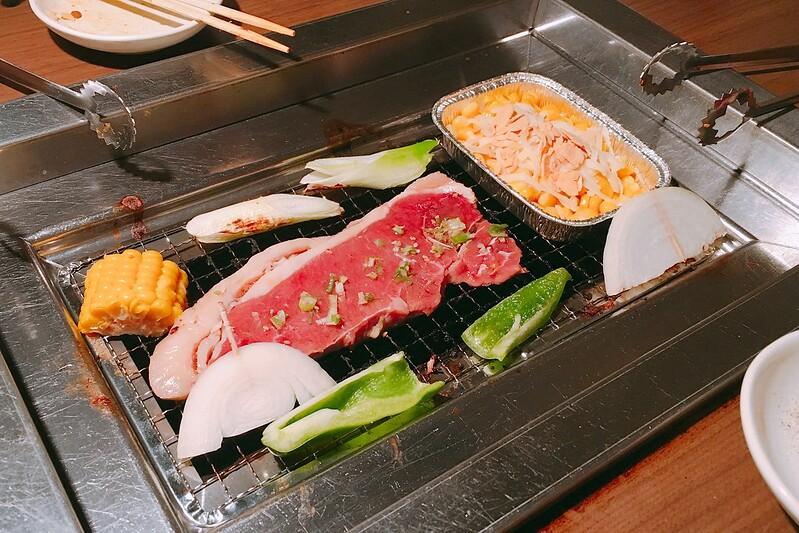 燒肉五苑┃沖繩美食:沖繩燒肉吃到飽不限食,還有飲料、冰淇淋無限暢飲,名護地區美食推薦 @飛天璇的口袋