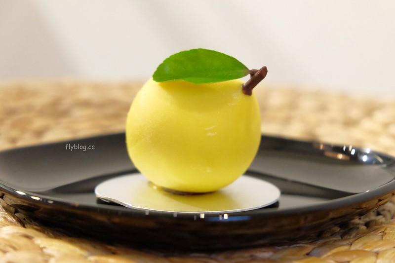 六日甜點專賣店┃台中西區:小巧溫馨的甜點,造型可愛又吸睛,草悟道下午茶甜點推薦 @飛天璇的口袋