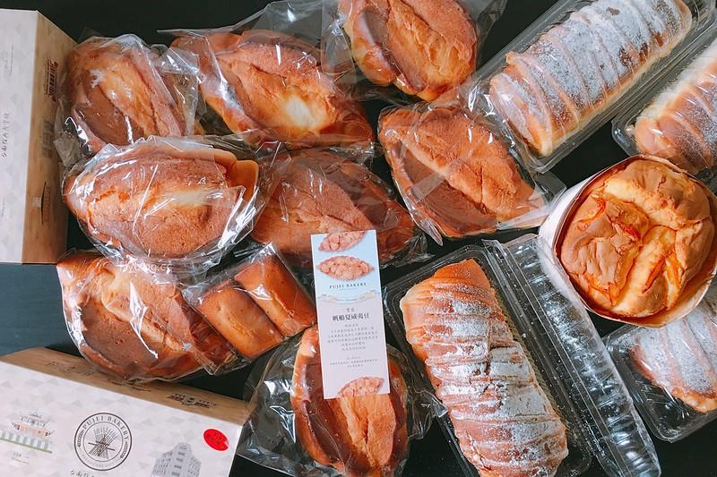 葡吉麵包店┃台南美食:台南30年老字號麵包店,一開始營業人群就湧入,網友推薦羅宋麵包全台第一 @飛天璇的口袋