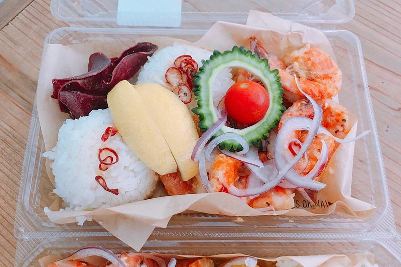 古宇利島蝦蝦飯┃沖繩美食:古宇利島必吃蝦蝦飯,2018年現在有實體店面了哦! @飛天璇的口袋