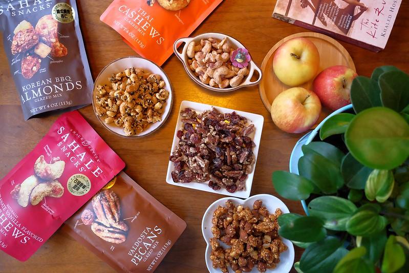 Sahale Snacks.堅果┃超人氣團購美食:美國最佳健康零食獎x吃零食也兼要顧健康 @飛天璇的口袋
