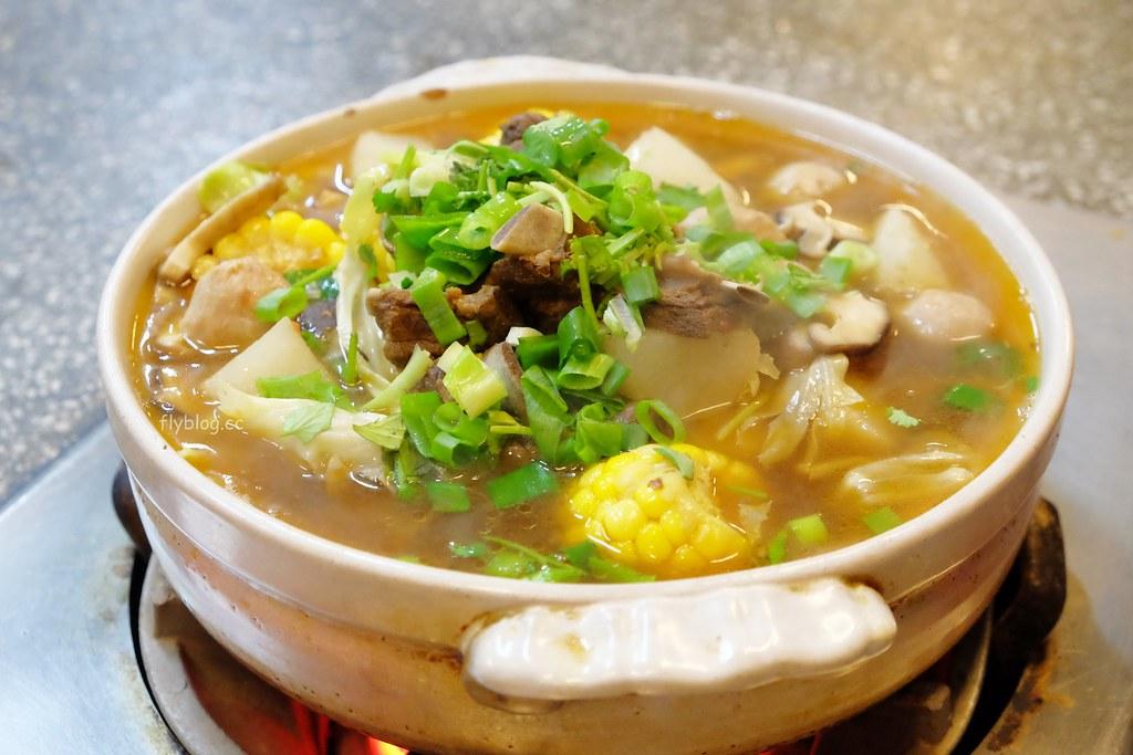 石桌羊肉爐┃台中西區:在棚子裡面吃羊肉爐,還有很多熱炒可以選擇 @飛天璇的口袋