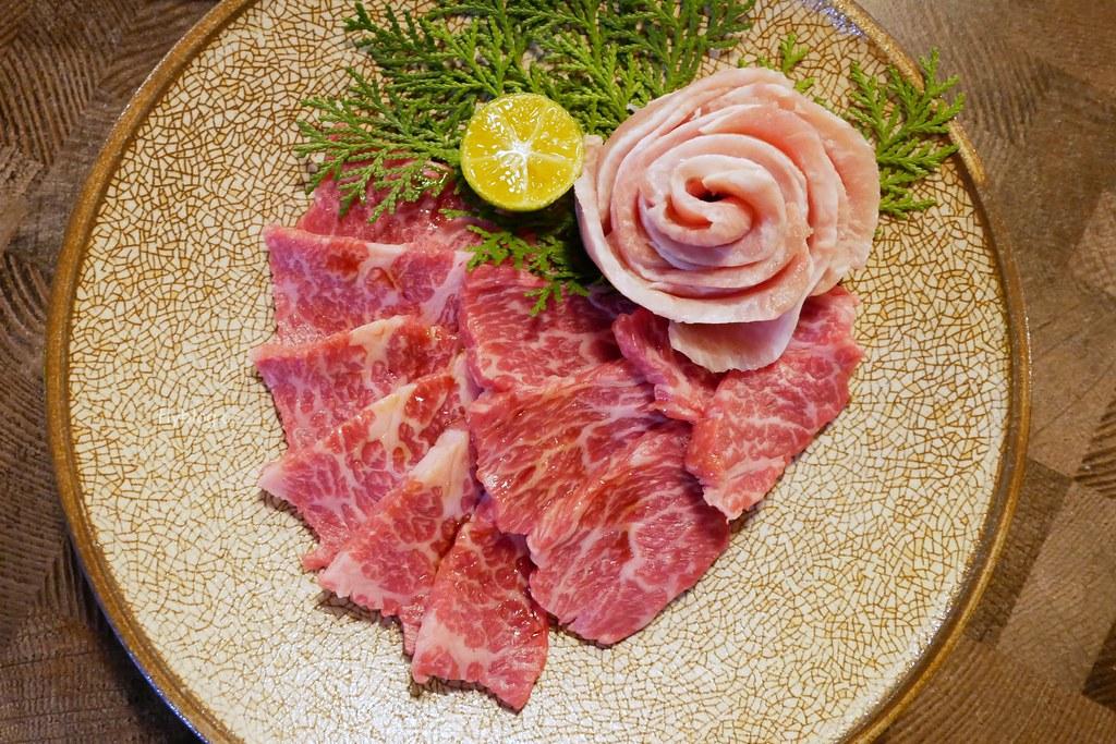 森森燒肉@中科店┃台中西屯:東西好吃服務也不錯,當月壽星生日還有打8.5折 @飛天璇的口袋