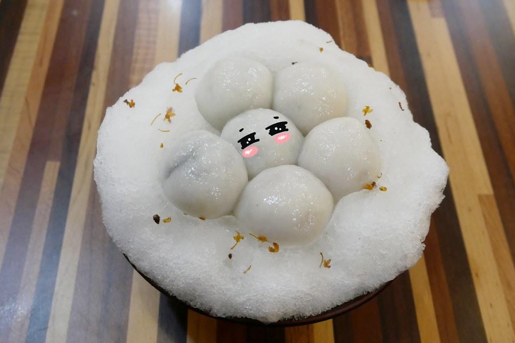 御品元冰火湯圓:來自台北通化夜市的超人氣排隊美食,現在台中逢甲夜市也吃的到哦! @飛天璇的口袋