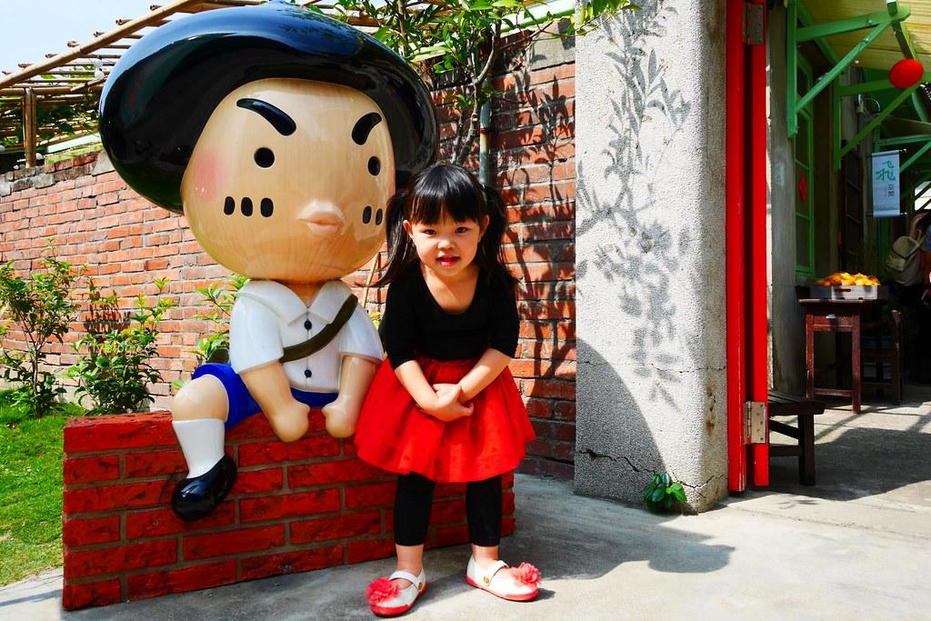 台中眷村文物館:集合復古、美食、文創和藝文,親子旅遊網美拍照的好地方 @飛天璇的口袋