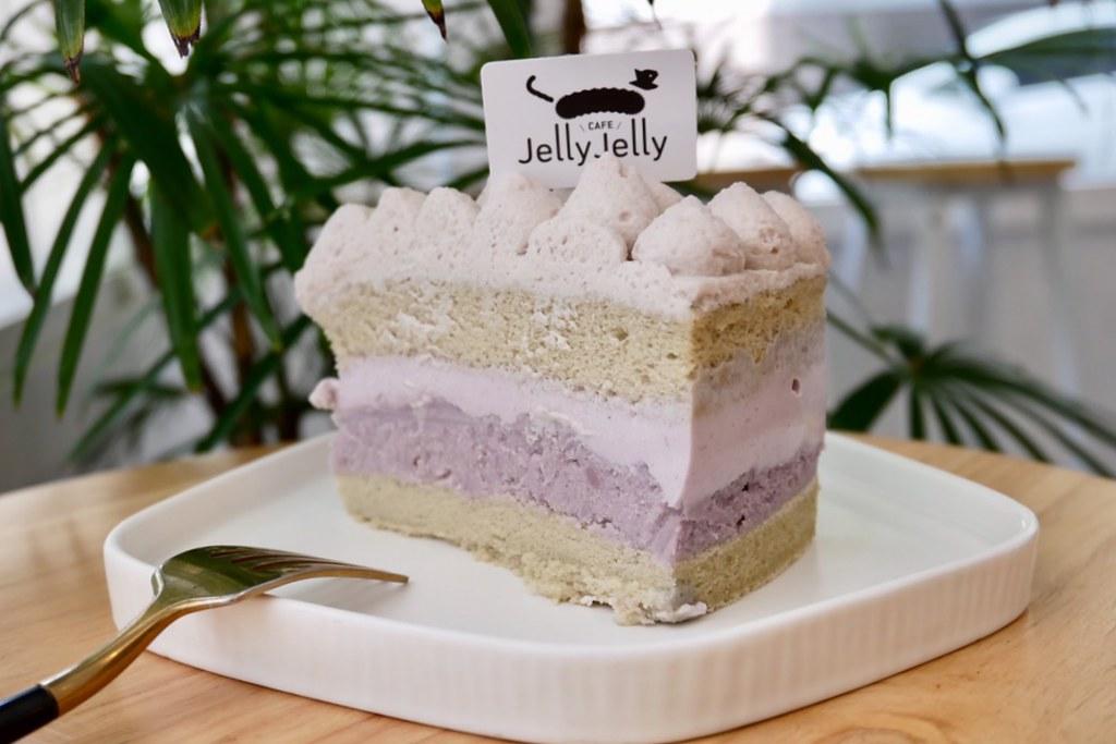 Jelly Jelly慢工烘焙┃台北甜點:純白建築IG超夯打卡店,網路熱門甜點店轉實體店家 @飛天璇的口袋