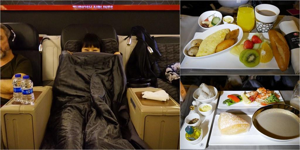 土耳其航空Turkish Airlines商務艙初體驗,台北 – 土耳其伊斯坦堡 – 馬爾他 @飛天璇的口袋