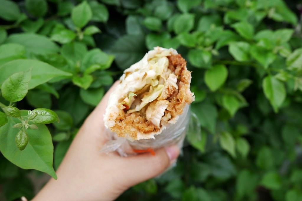游記手工潤餅┃台中西區:第五市場排隊美食,皮薄料多真材實換的好味道 @飛天璇的口袋