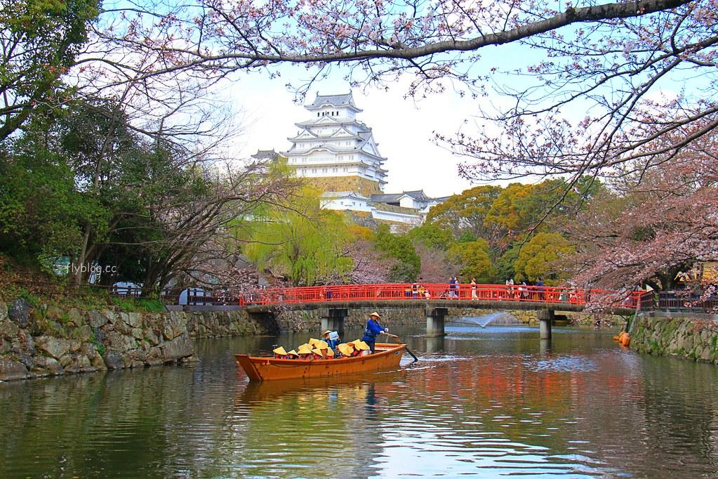 姬路城┃日本關西:終於朝聖日本第一大名城,雪白外觀又稱白鷺城(含交通方式、美食推薦、拍照地點) @飛天璇的口袋