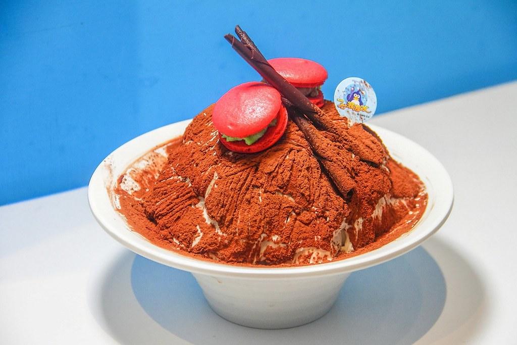 一心泡泡冰┃花蓮美食:甜點也可以變成冰,蒙布朗、提拉米蘇吃過嗎?在地30年傳統冰店新風貌 @飛天璇的口袋