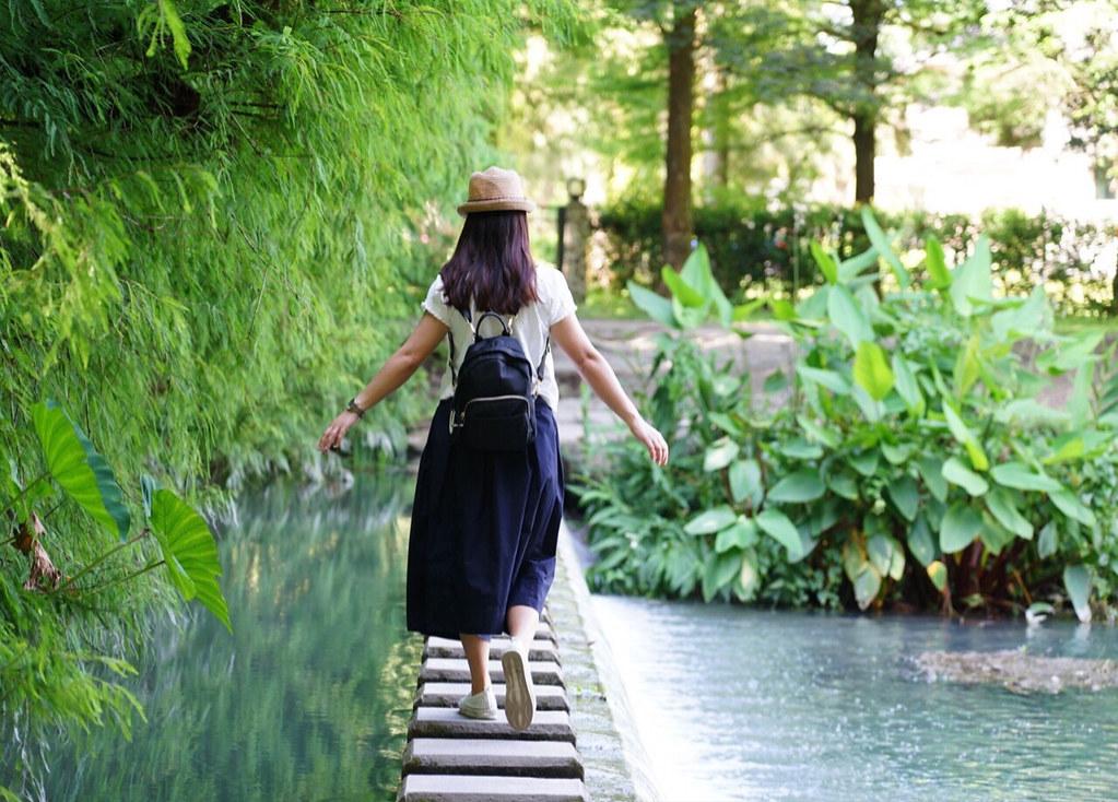 雲山水┃花蓮景點:蒂芬妮藍的漂亮湖水,秋天還有浪漫的落羽松,後山花蓮小秘境推薦 @飛天璇的口袋