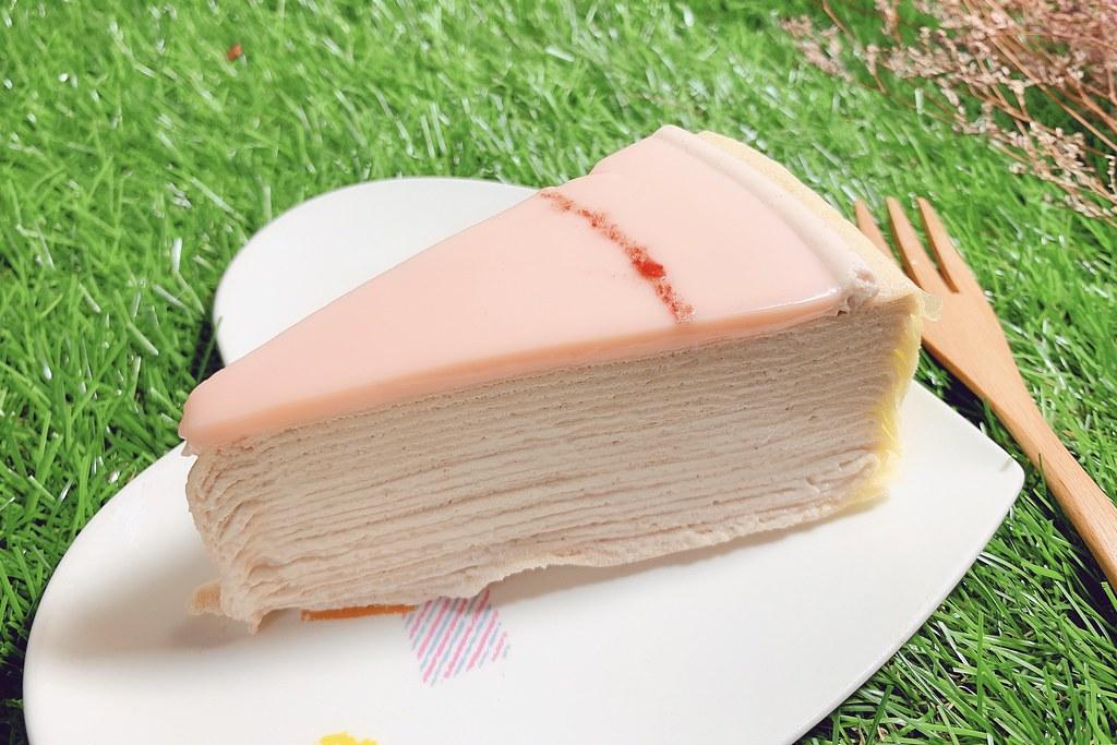 Lady M⎜台中西屯:紐約殿堂級千層蛋糕進駐台中,新光三越一樓還有台中限定獨家口味 @飛天璇的口袋