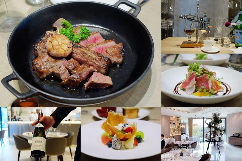 The Wang:28天乾式熟成丁骨牛排,專業侍酒師、管家式服務,王品新品牌全台第一家 @飛天璇的口袋