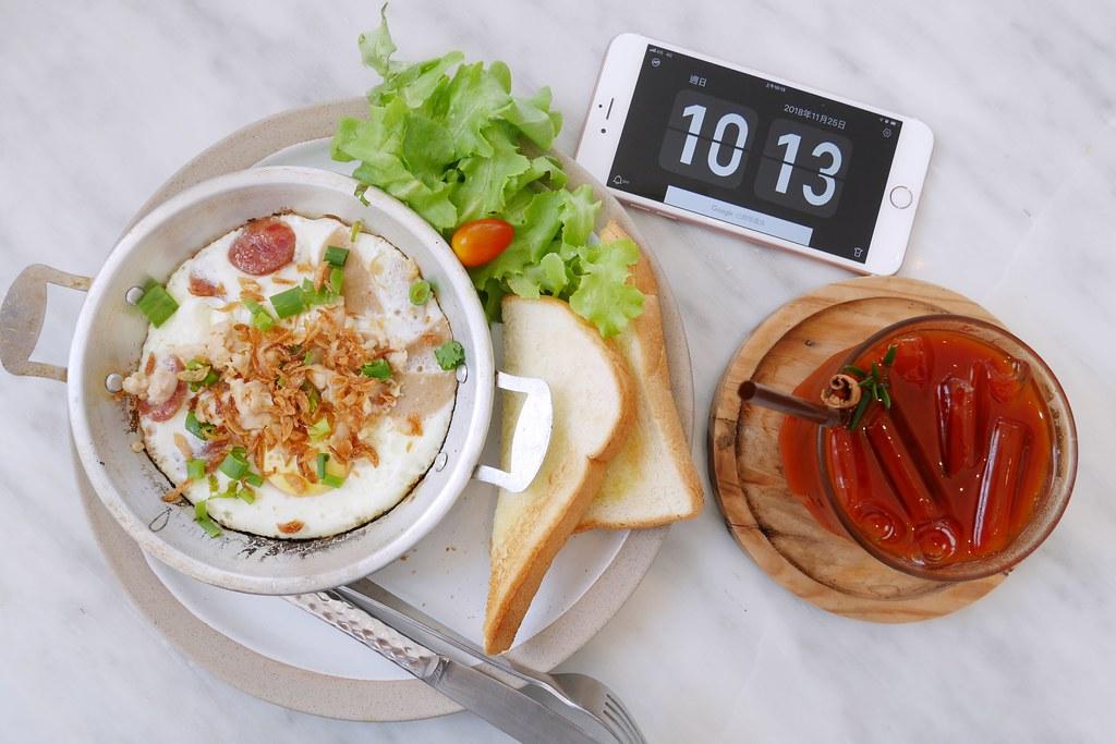 The Barisotel by The Baristro┃泰國清邁:清邁尼曼路超文青咖啡館,北歐純白居家風情設計 @飛天璇的口袋