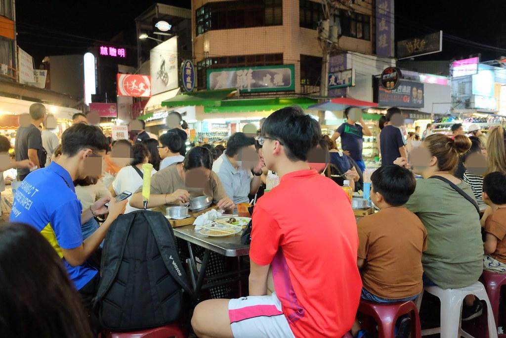 珍珍蚵仔煎海產粥:嘉義文化夜市最傳奇的宵夜美食,虱目魚肚、海產粥、鍋燒意麵都好吃! @飛天璇的口袋