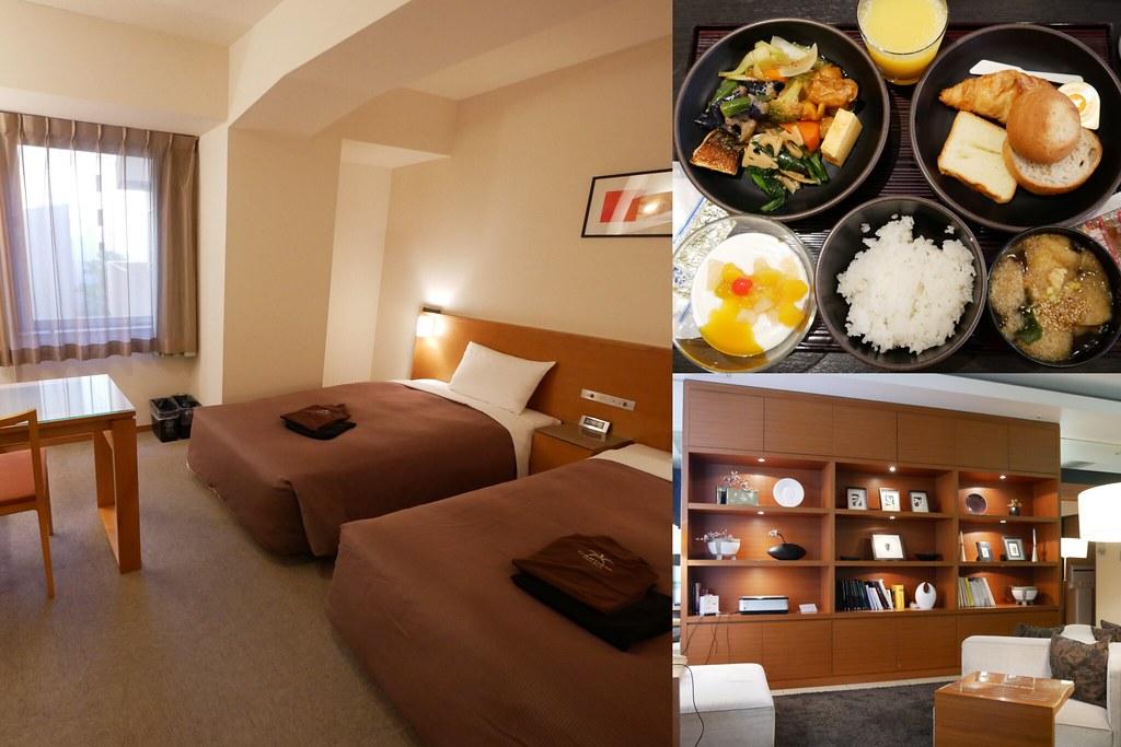 光芒飯店@上野公園 Candeo Hotels┃東京住宿:JR山手線鶯谷站步行三分鐘,使用高級的席夢思名床,和式洋式百匯早餐供應 @飛天璇的口袋