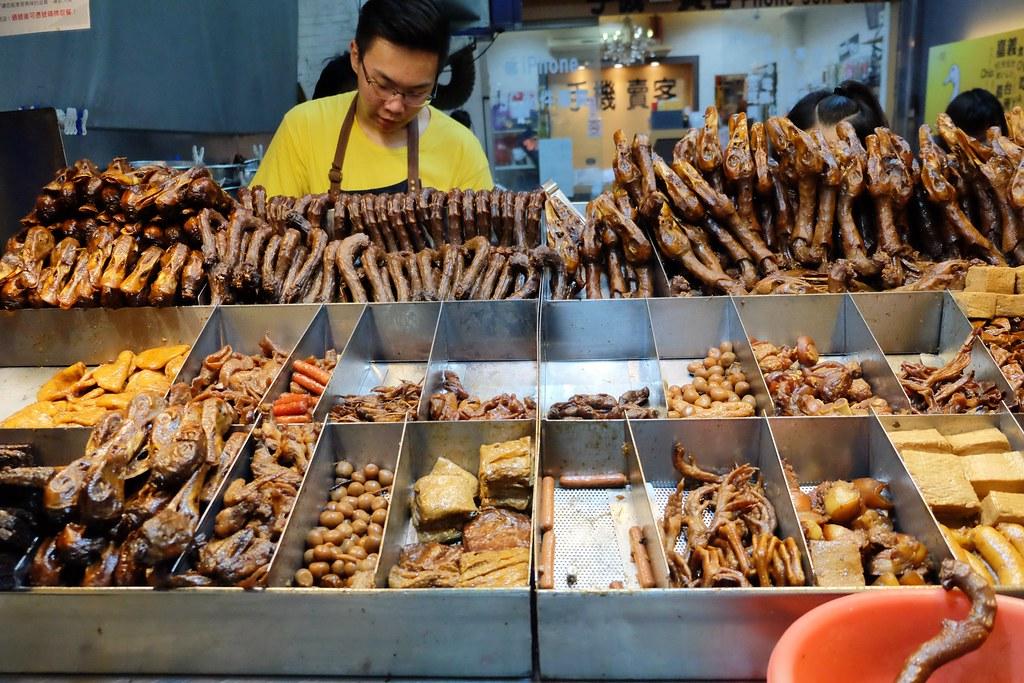 黃毛丫頭:40多年歷史的東山鴨頭專賣店,嘉義文化路夜市超人氣美食 @飛天璇的口袋