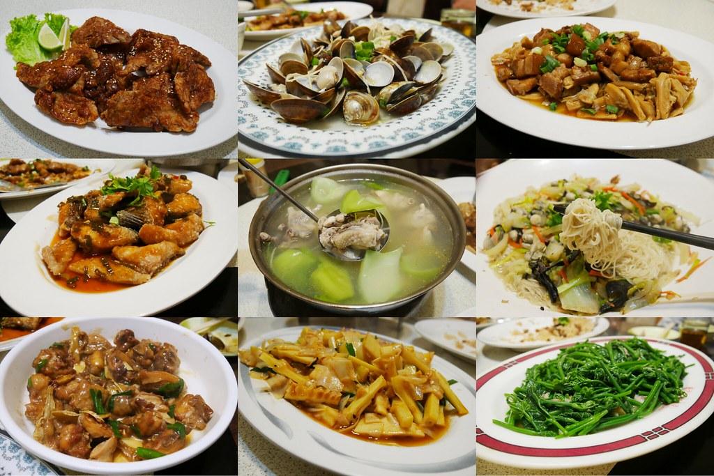 桃城古味:嘉義超高CP值台式熱炒店,品嚐濃濃的台灣式古早味 @飛天璇的口袋