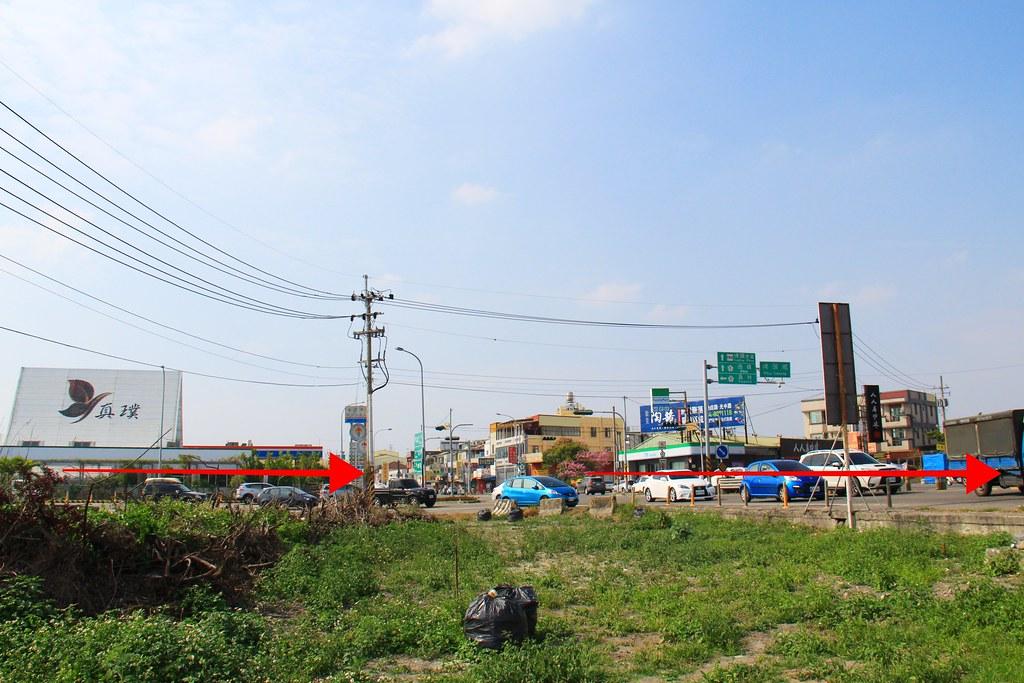 2021埤頭東螺溪木棉花道:台灣最長木棉花道,600多株綿延1.5公里 @飛天璇的口袋