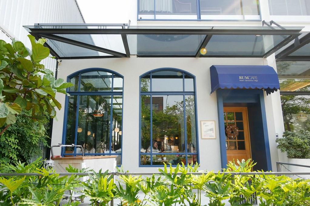 RUM Cafe:台中公益路北歐風玻璃屋咖啡館,早午餐、咖啡下午茶、與北歐生活風格 @飛天璇的口袋