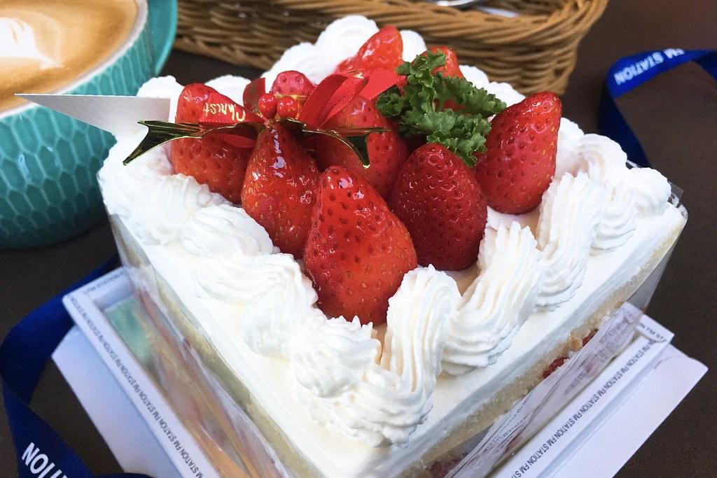草莓季限定~精選12間台中好吃草莓蛋糕,酸酸甜甜過整個冬天 @飛天璇的口袋
