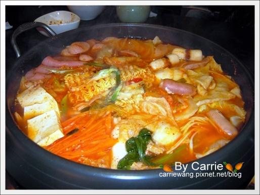 【台中韓式餐廳】佐踏韓國料理.台中也有春川炒雞和部隊鍋 @飛天璇的口袋