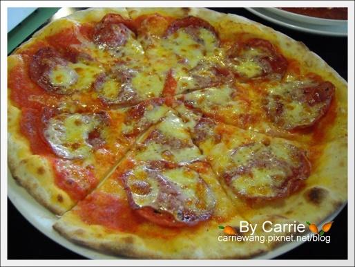 【台中大坑美食】帕里歐窯烤披薩.義大利手工現做窯烤PIZZA @飛天璇的口袋