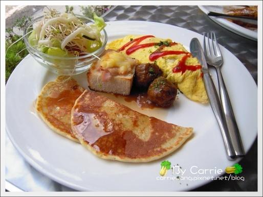 【台中早午餐】天堂Heaven.美式早午餐專賣店(已歇業) @飛天璇的口袋