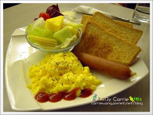 【台中早午餐】克拉朵咖啡館Carat Café.輕食早午餐 @飛天璇的口袋