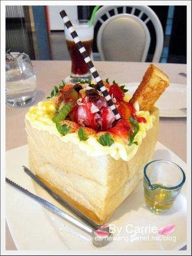 【台中岩燒餐廳】川布主題餐廳.台中最好吃的蜜糖土司 @飛天璇的口袋
