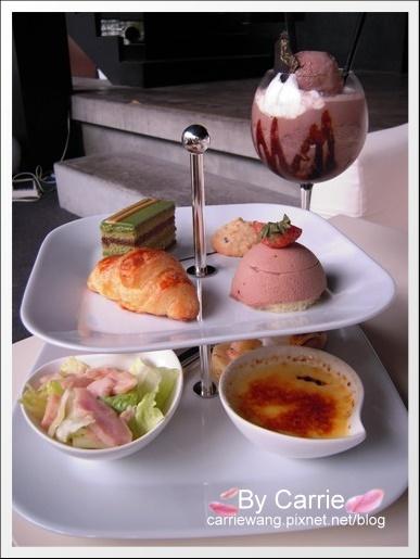 【台中下午茶】印月創意東方宴.英式下午茶 @飛天璇的口袋