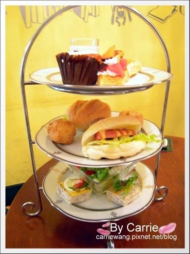 【台中下午茶】桃樂絲英國茶館.TALLY'S Tea House皇家英式下午茶 @飛天璇的口袋