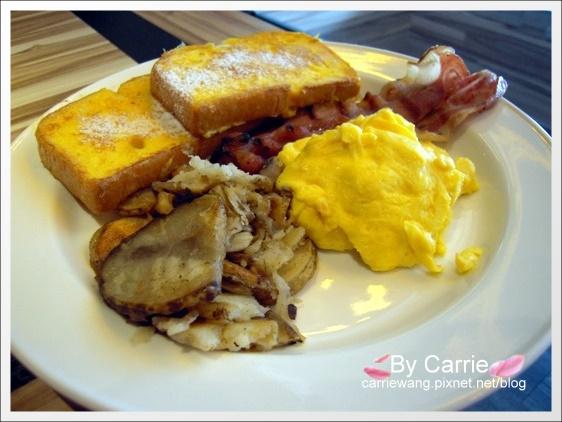 【台中美式餐廳】N.Y. BAGELS.早午餐推薦@金典綠園道2F @飛天璇的口袋