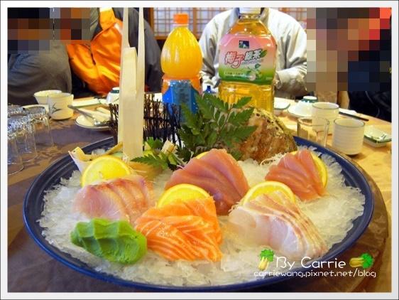 【台中宴會餐廳】江屋日本料理@北區店(太平店)。好吃、C/P值高的宴會餐廳推薦 @飛天璇的口袋