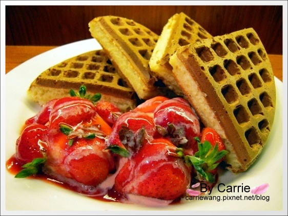 【台北下午茶】米朗琪咖啡館。台北好吃鬆餅推薦 @飛天璇的口袋