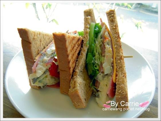 【台中早午餐】摩卡珍思 MOCHA JANE'S.尼克咖啡第四號店。國美館附近餐廳推薦 @飛天璇的口袋