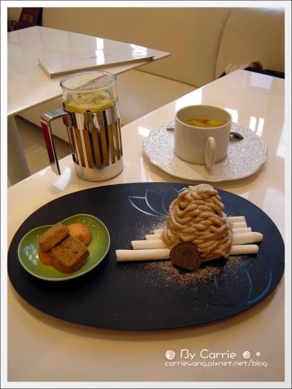 【台中下午茶】Café at ALESSI Store @台中大遠百8F @飛天璇的口袋
