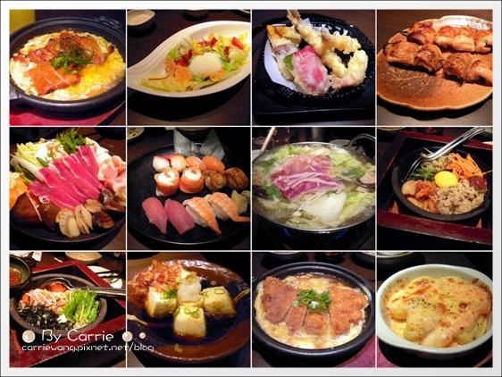 【台中日式餐廳】和民居食屋@金典綠園道4F @飛天璇的口袋