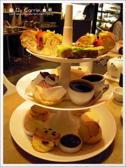 smith&hsu tea.南京東路店:網友公推台北最好吃的scone(司康) @飛天璇的口袋
