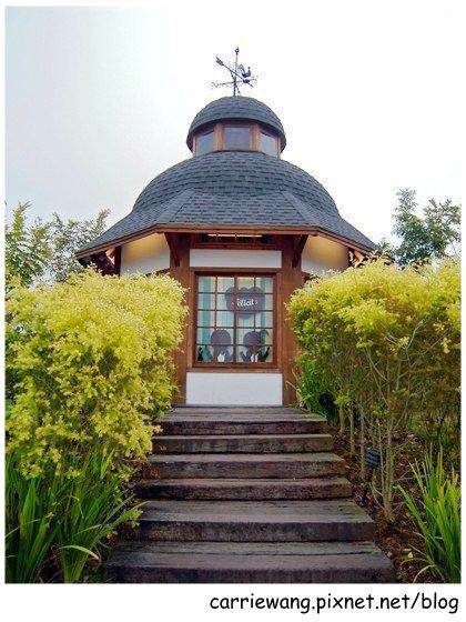 心之芳庭:大坑景觀餐廳,愛與幸福的莊園 @飛天璇的口袋