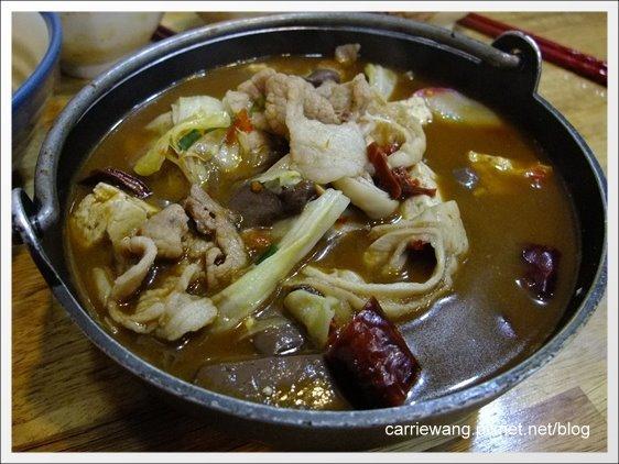 【台中北平路小吃美食】徐家莊麵食.台中最好吃的手打烏龍麵 @飛天璇的口袋