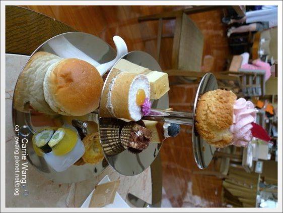 【南投日月潭下午茶】雲品酒店。英式下午茶 @飛天璇的口袋