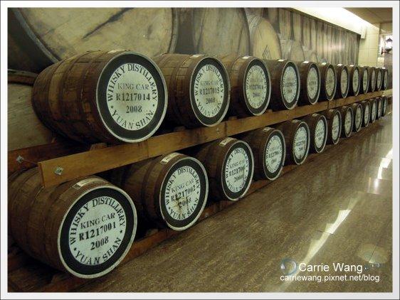 【宜蘭旅遊景點】宜蘭員山.金車威士忌酒廠。有whisky的試飲唷! @飛天璇的口袋