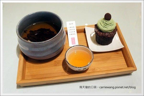 【台中下午茶】Minazuki 水無月博館店.當英國女王遇上東方美人。好吃的杯子蛋糕推薦!(已歇業) @飛天璇的口袋