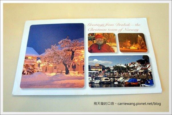 【聖誕節活動分享】寄給聖誕老公公的卡片回信囉!(附上加拿大、德國、香港、法國、美國和挪威聖誕老公公的地址) @飛天璇的口袋